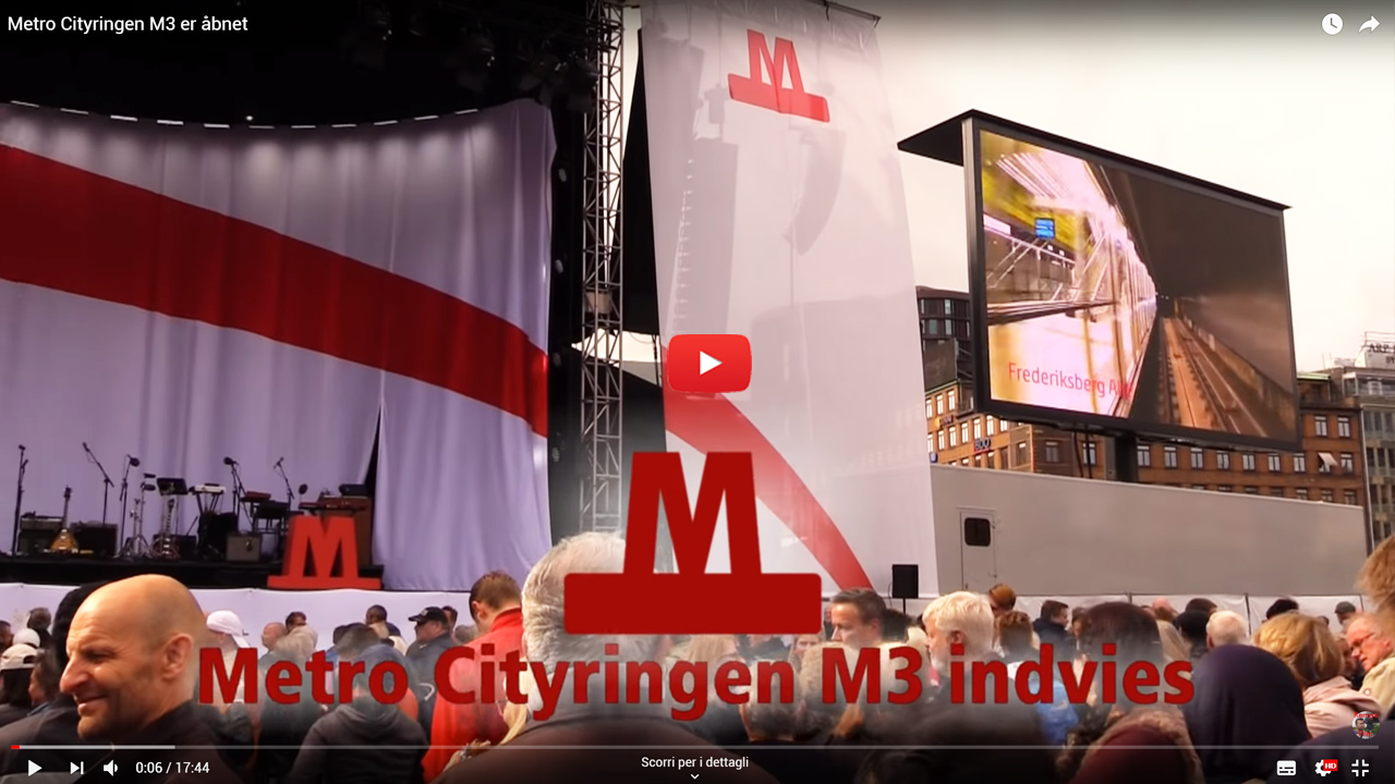 GCF Cityringen Open video