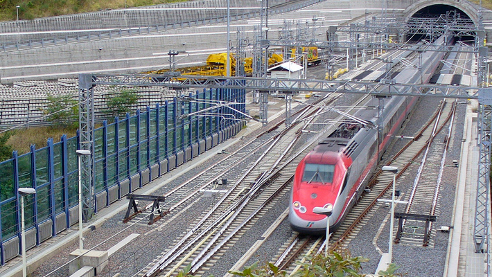 Bologna-Florence high-speed line