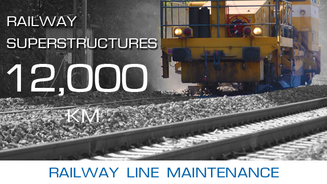 railway line maintenance