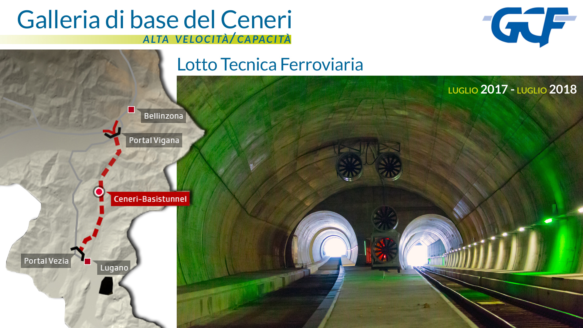 Tunnel di Base del Monte Ceneri