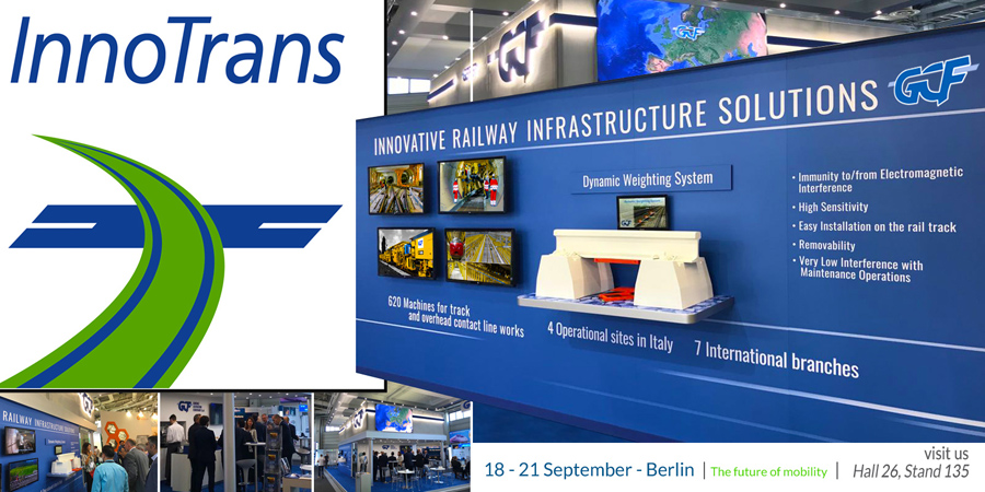 Innotrans, world crossroads for the railway sector