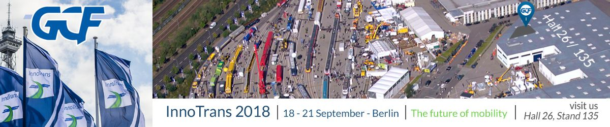 InnoTrans: the future of transport under the global spotlight